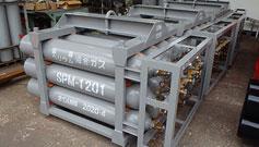 ヘリウム-酸素 混合ガスカードル