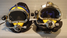 Kirby Morgan 18B Mask & 37 Helmet