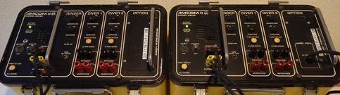 水中通話装置:5台