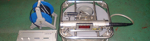 水中水準測量装置 LGSM-2:1台