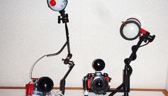 コンパクトデジタルカメラ & NIKONOS