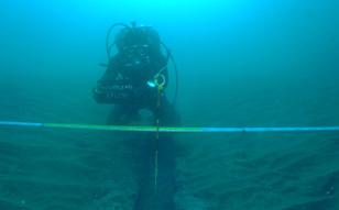 2012 / 1 ~ 3 ASE新丸山 海底ケーブル布設工事