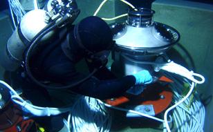 2008 / 7 ~ 12 海象観測装置定期点検(15カ所)
